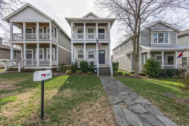 4707B Kentucky Ave, Nashville, TN 37209 (MLS #RTC2218764) :: Team George Weeks Real Estate