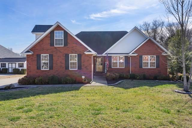 305 Tenby Dr, Murfreesboro, TN 37127 (MLS #RTC2218855) :: Village Real Estate