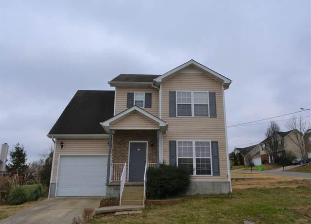 1103 Phelissa Dr, La Vergne, TN 37086 (MLS #RTC2218893) :: Village Real Estate
