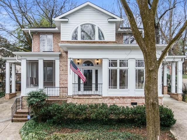 3809 Rolland Rd, Nashville, TN 37205 (MLS #RTC2218895) :: Team Wilson Real Estate Partners