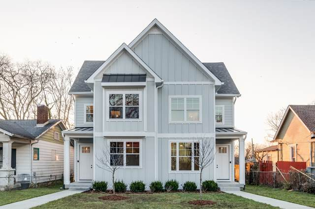 1903A 11th Ave N, Nashville, TN 37208 (MLS #RTC2219000) :: Hannah Price Team