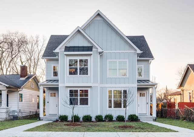 1903B 11th Ave N, Nashville, TN 37208 (MLS #RTC2219001) :: Hannah Price Team