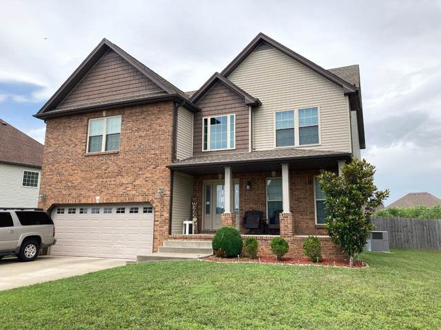 1789 Autumnwood Blvd, Clarksville, TN 37042 (MLS #RTC2219018) :: HALO Realty