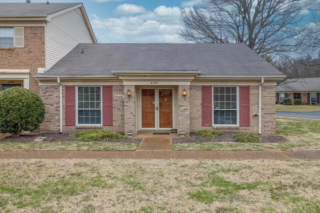 8300 Sawyer Brown Rd Apt N304, Nashville, TN 37221 (MLS #RTC2219031) :: Keller Williams Realty