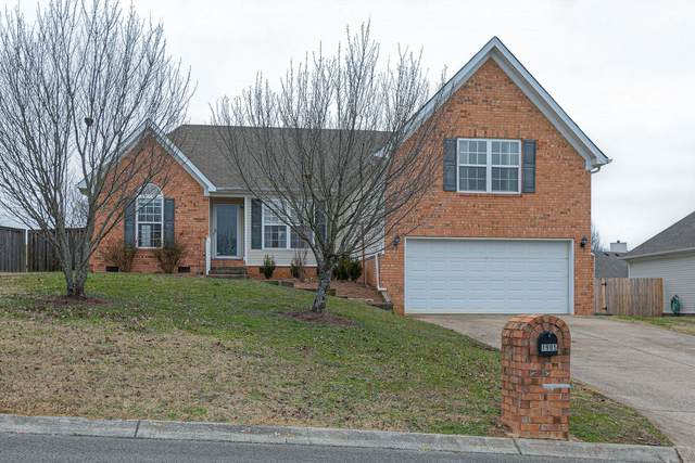 1905 Portway Rd, Spring Hill, TN 37174 (MLS #RTC2219155) :: Your Perfect Property Team powered by Clarksville.com Realty