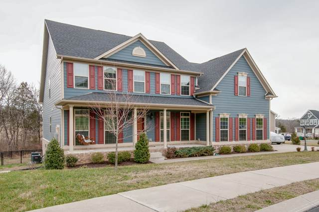 1002 Stadia Dr, Hendersonville, TN 37075 (MLS #RTC2219179) :: FYKES Realty Group