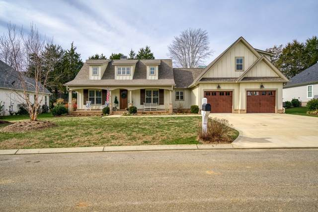 108 Glen Abbey Dr, Cookeville, TN 38506 (MLS #RTC2219186) :: Amanda Howard Sotheby's International Realty