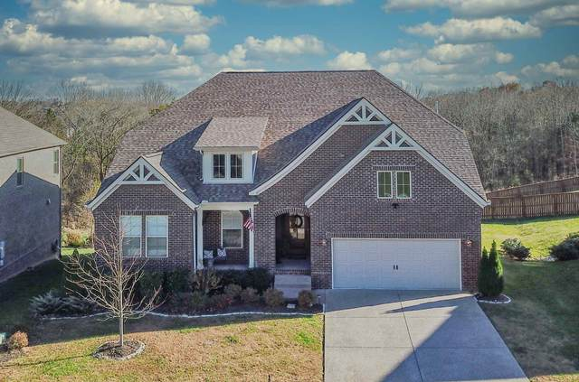 714 Burgess Dr, Goodlettsville, TN 37072 (MLS #RTC2219187) :: Kimberly Harris Homes