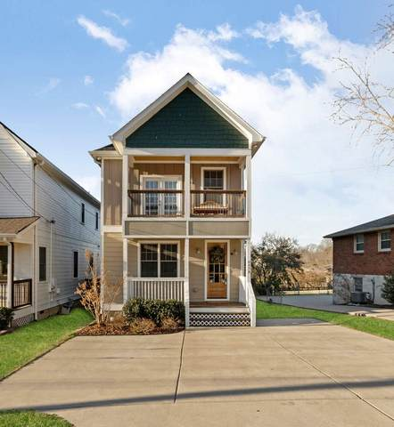443B Annex Ave, Nashville, TN 37209 (MLS #RTC2219244) :: Village Real Estate