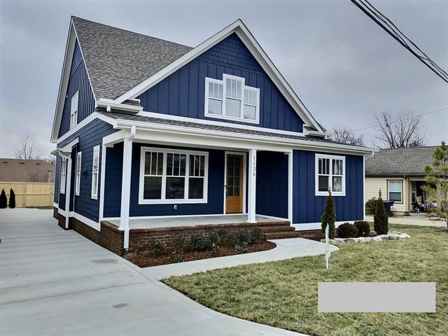 1126 Park St, Franklin, TN 37064 (MLS #RTC2219365) :: Nashville on the Move