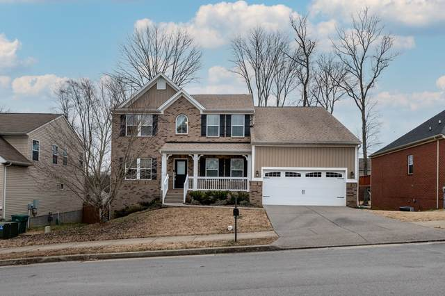 2024 Towering Oaks Dr, Hermitage, TN 37076 (MLS #RTC2219375) :: Fridrich & Clark Realty, LLC