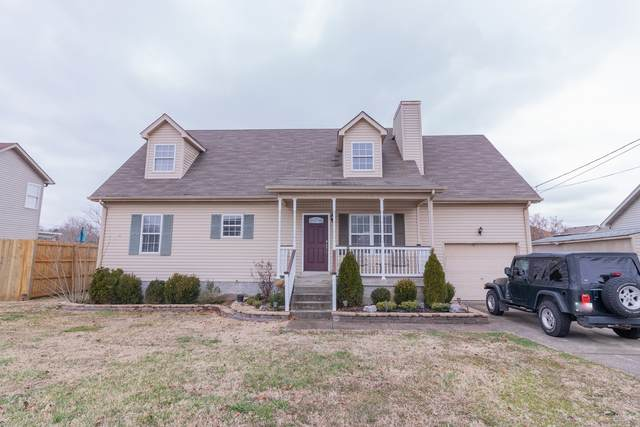 1207 Sweetwater Pl, La Vergne, TN 37086 (MLS #RTC2219415) :: Village Real Estate