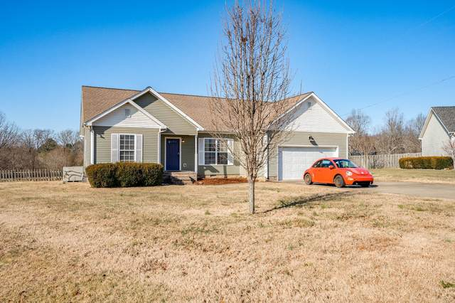 205 Coleman Dr, White Bluff, TN 37187 (MLS #RTC2219430) :: Nashville Home Guru