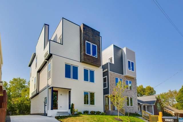 525A 31st Ave. N A, Nashville, TN 37209 (MLS #RTC2219453) :: Village Real Estate