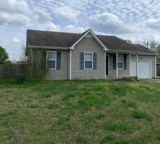 224 Golden Pond Ave, Oak Grove, KY 42262 (MLS #RTC2219460) :: Village Real Estate