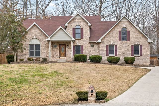567 Christel Springs Dr, Clarksville, TN 37043 (MLS #RTC2219481) :: Christian Black Team