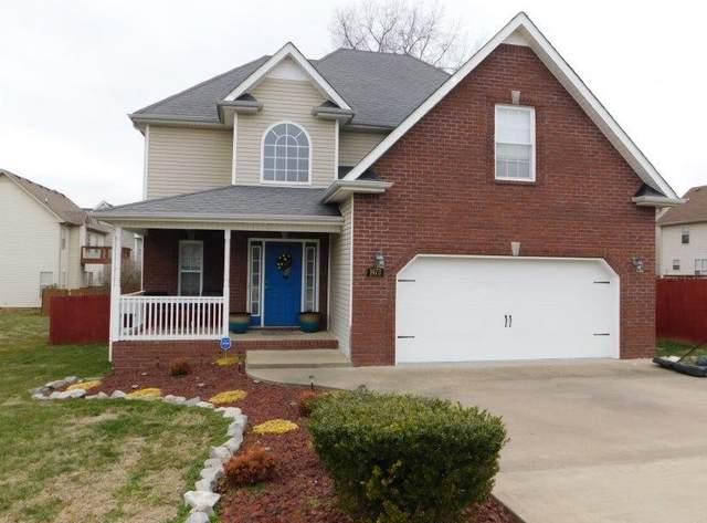1473 Bruceton Dr, Clarksville, TN 37042 (MLS #RTC2219558) :: Village Real Estate