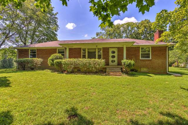 704 Edmondson Pike, Brentwood, TN 37027 (MLS #RTC2219565) :: Village Real Estate