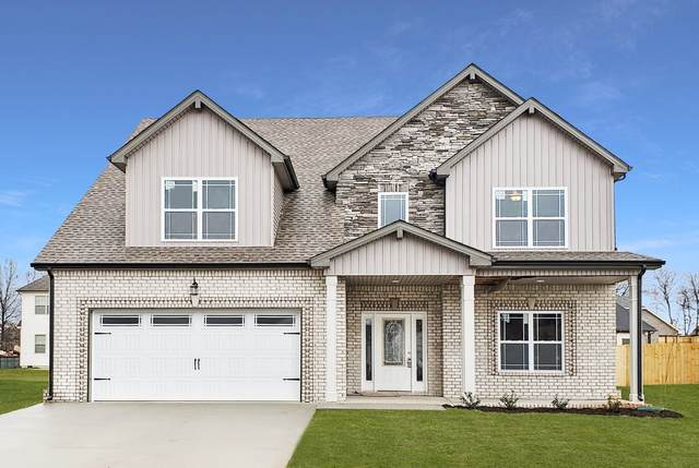 312 Bluebriar Trace, Clarksville, TN 37043 (MLS #RTC2219585) :: Ashley Claire Real Estate - Benchmark Realty