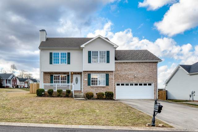 1236 Fossil Drive, Clarksville, TN 37040 (MLS #RTC2219596) :: Your Perfect Property Team powered by Clarksville.com Realty
