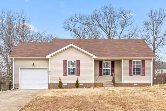 212 Pappy Dr, Oak Grove, KY 42262 (MLS #RTC2219774) :: Team Wilson Real Estate Partners
