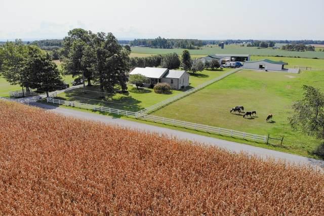223 Smith Rd, Bradyville, TN 37026 (MLS #RTC2219829) :: Village Real Estate
