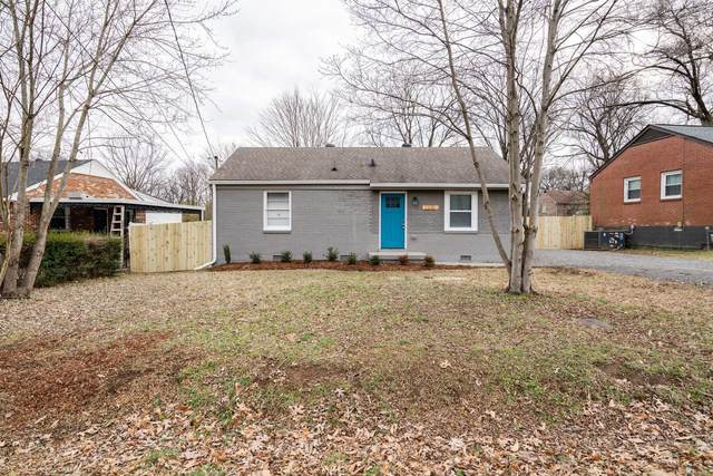 1315 N 5th St, Nashville, TN 37207 (MLS #RTC2219847) :: Ashley Claire Real Estate - Benchmark Realty