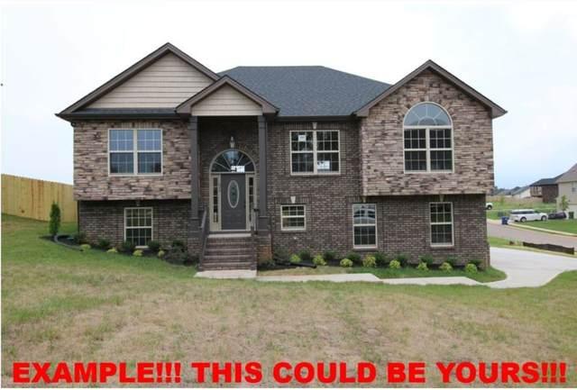 121 Charleston Oaks, Clarksville, TN 37042 (MLS #RTC2219959) :: Christian Black Team