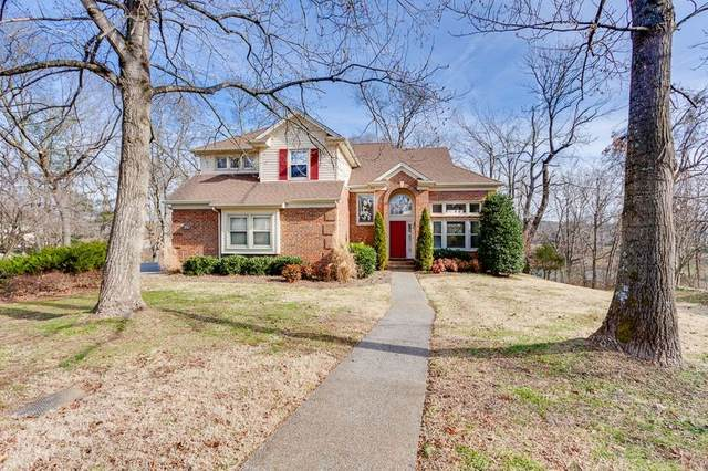 329 Mayfield Sta, Brentwood, TN 37027 (MLS #RTC2219971) :: Nashville on the Move