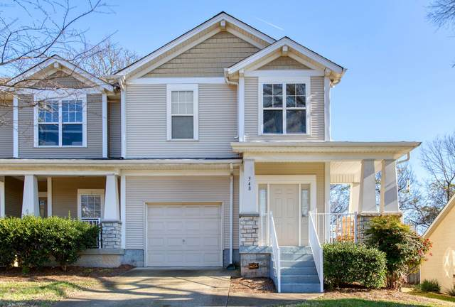 348 Normandy Cir, Nashville, TN 37209 (MLS #RTC2220009) :: Village Real Estate