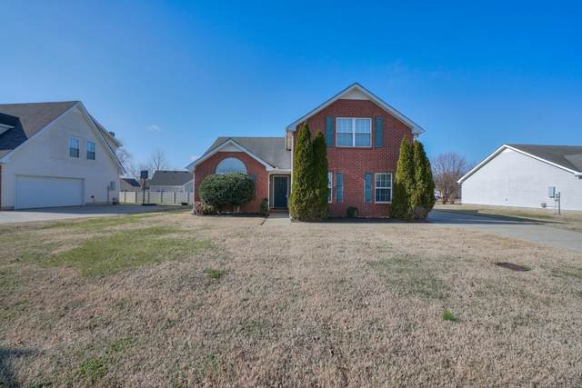 1812 Saint Andrews Dr, Murfreesboro, TN 37128 (MLS #RTC2220058) :: Morrell Property Collective | Compass RE