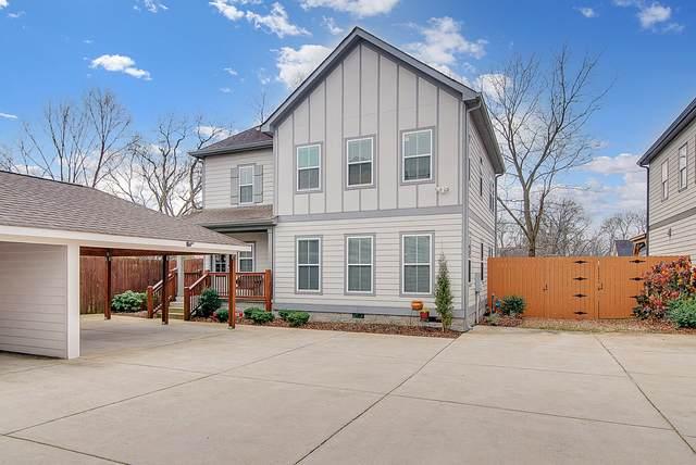 918D Delmas Ave, Nashville, TN 37216 (MLS #RTC2220060) :: Village Real Estate
