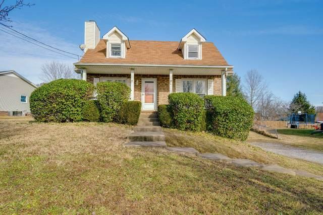 918 Dolphin Ln, Clarksville, TN 37043 (MLS #RTC2220099) :: Village Real Estate