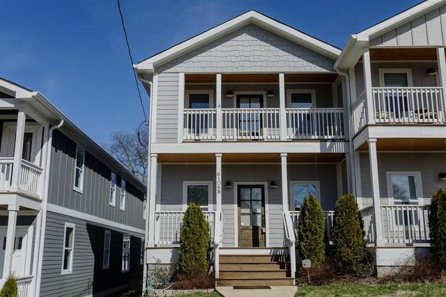 6108 Louisiana Ave, Nashville, TN 37209 (MLS #RTC2220123) :: Team George Weeks Real Estate