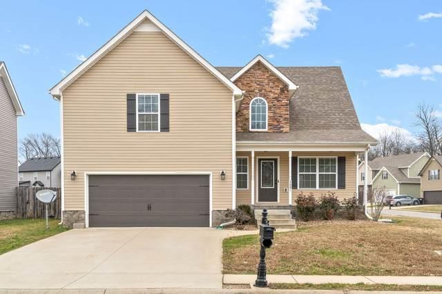 3681 Fox Tail Dr, Clarksville, TN 37040 (MLS #RTC2220131) :: John Jones Real Estate LLC