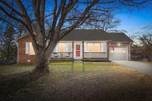 105 Iris Ct, Clarksville, TN 37042 (MLS #RTC2220147) :: Keller Williams Realty