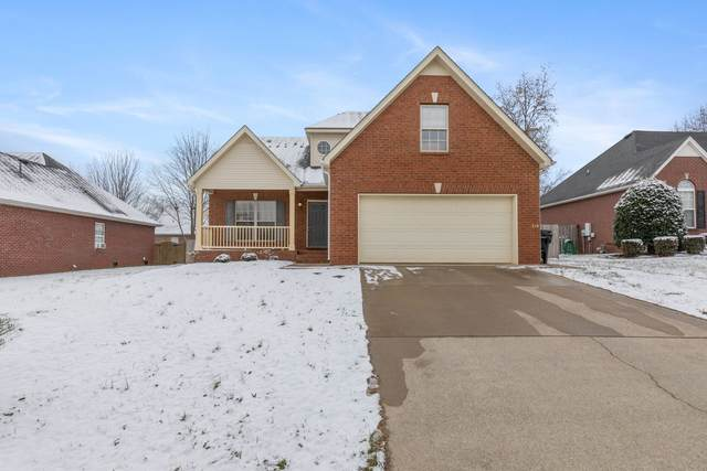 219 Hyle Ave, Murfreesboro, TN 37128 (MLS #RTC2220158) :: DeSelms Real Estate