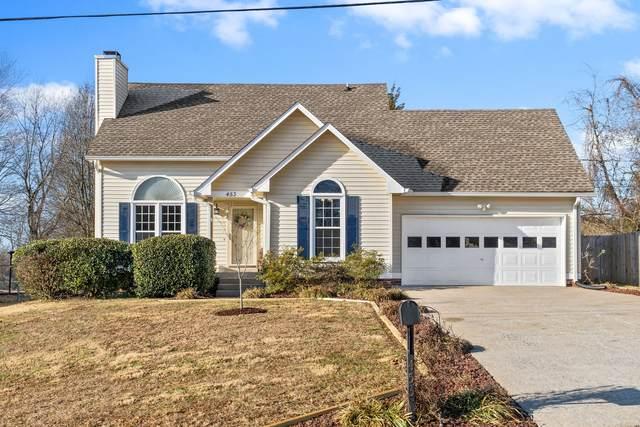 453 Bluff Dr, Clarksville, TN 37043 (MLS #RTC2220169) :: Village Real Estate