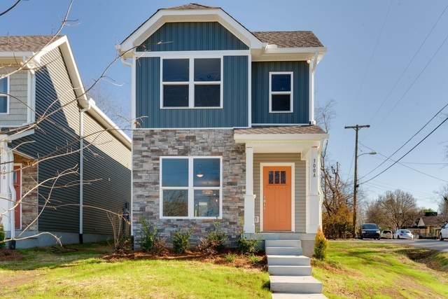 302B Ensley Ave, Old Hickory, TN 37138 (MLS #RTC2220207) :: The Huffaker Group of Keller Williams