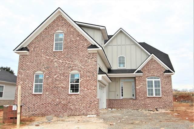 808 Jersey #30, Clarksville, TN 37043 (MLS #RTC2220208) :: John Jones Real Estate LLC
