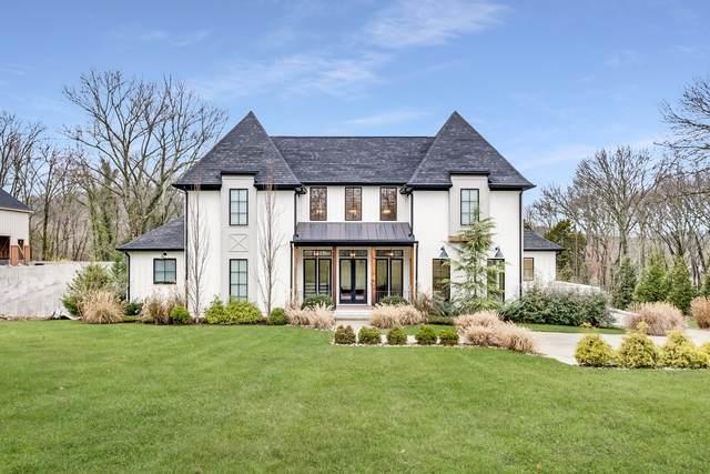 4613 Villa Green Dr, Nashville, TN 37215 (MLS #RTC2220229) :: Berkshire Hathaway HomeServices Woodmont Realty