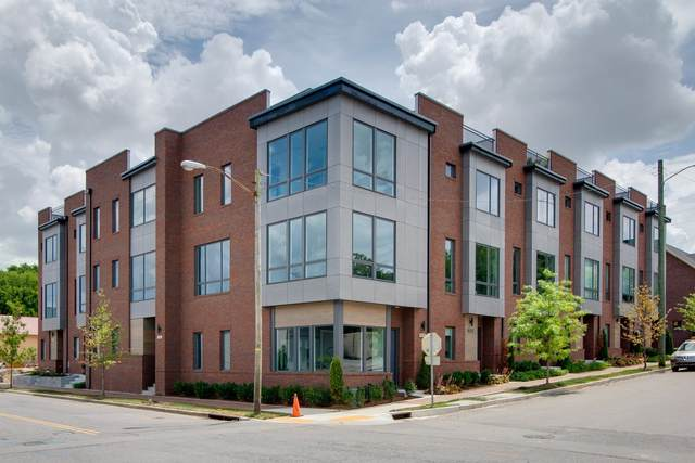 213 Taylor Street #4, Nashville, TN 37208 (MLS #RTC2220242) :: Hannah Price Team