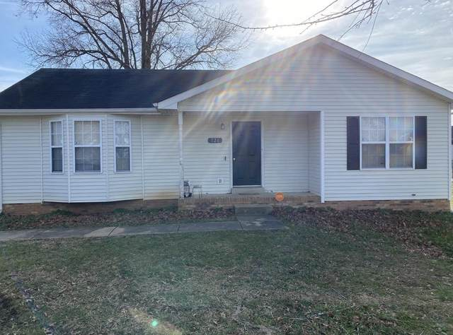 726 Carbondale Dr, Oak Grove, KY 42262 (MLS #RTC2220261) :: Adcock & Co. Real Estate