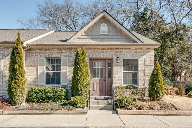 124 Velena St, Franklin, TN 37064 (MLS #RTC2220266) :: Felts Partners