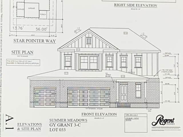 236 Star Pointer Way, Spring Hill, TN 37174 (MLS #RTC2220297) :: The Huffaker Group of Keller Williams