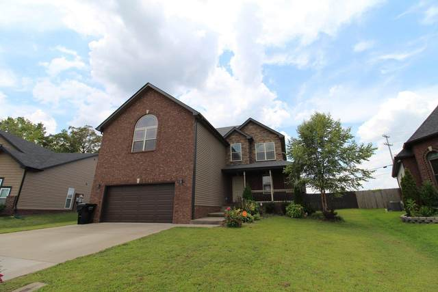 1324 Golden Eagle Way, Clarksville, TN 37040 (MLS #RTC2220342) :: Ashley Claire Real Estate - Benchmark Realty