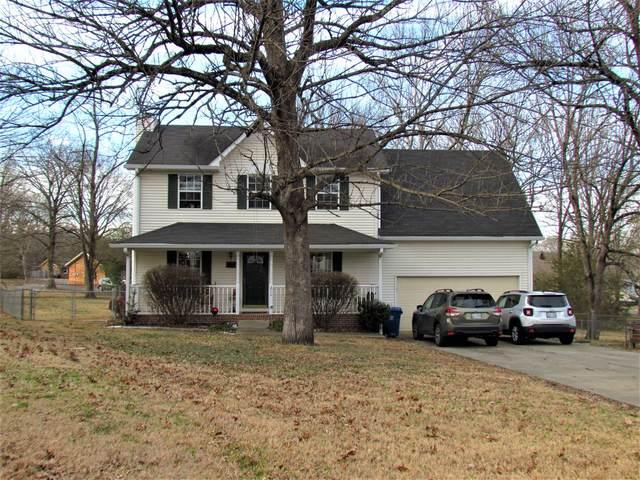 200 Merritt Dr, La Vergne, TN 37086 (MLS #RTC2220364) :: DeSelms Real Estate