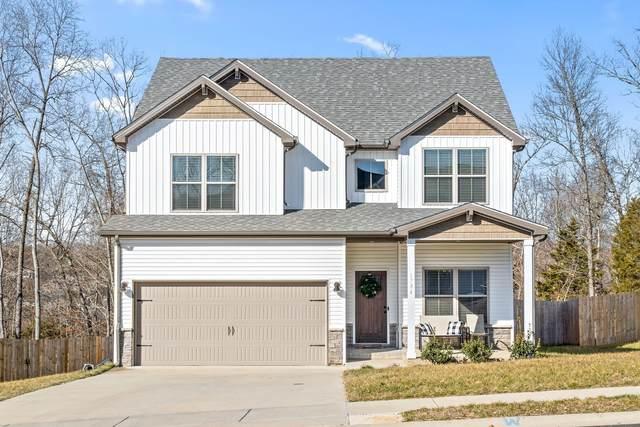 1784 Rains Rd, Clarksville, TN 37042 (MLS #RTC2220375) :: John Jones Real Estate LLC