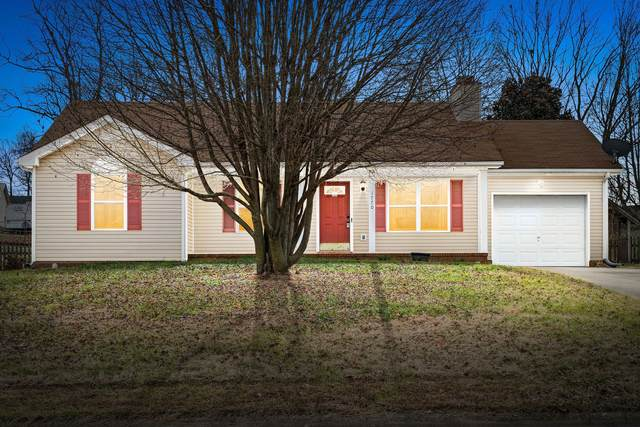1770 Cabana Dr, Clarksville, TN 37042 (MLS #RTC2220383) :: Your Perfect Property Team powered by Clarksville.com Realty