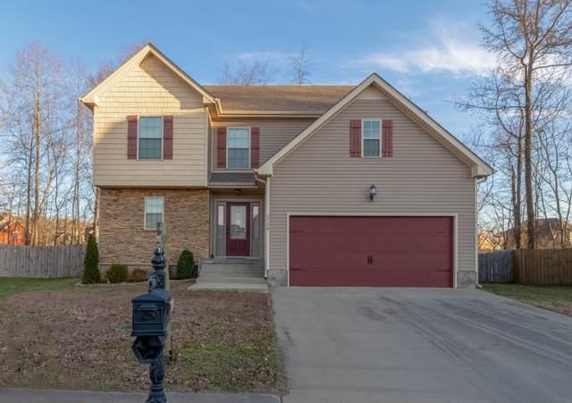 3726 Crisscross Ct, Clarksville, TN 37040 (MLS #RTC2220407) :: John Jones Real Estate LLC